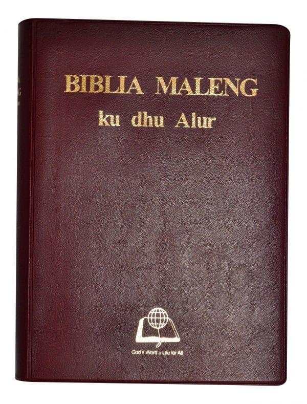 ALUR CATHOLIC BIBLE ISBN 978 – 9970 – 06 002 – 3