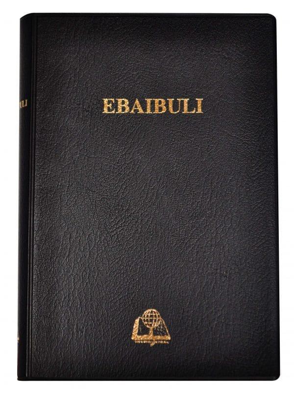 ATESO BIBLE 1961 ISBN 9966 – 40 – 242 – 4 052