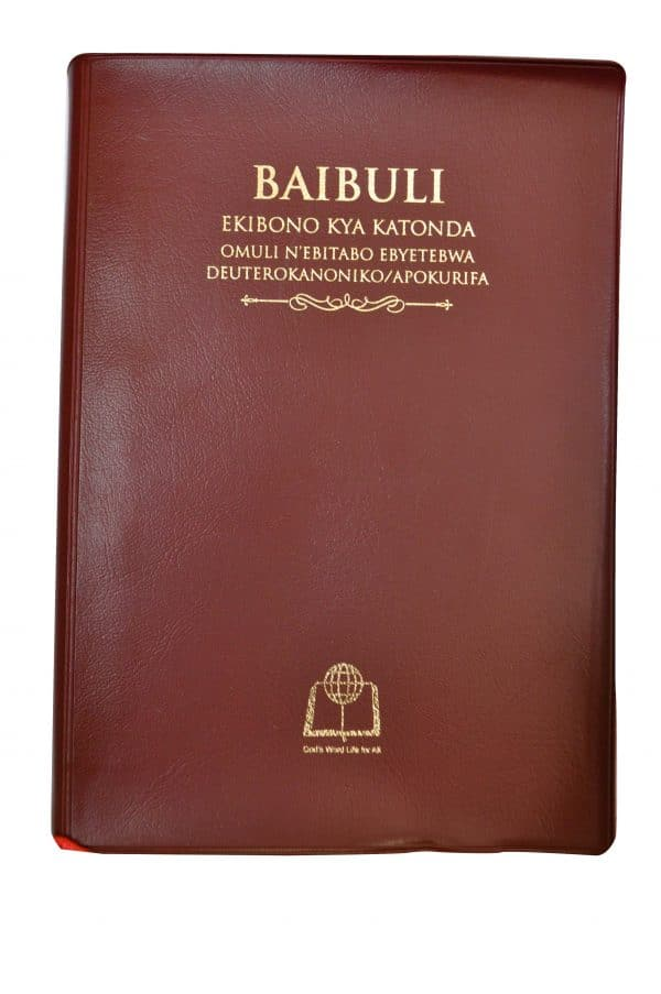 LUSOGA BIBLE DC 978 – 9970 – 90 – 129 – 6