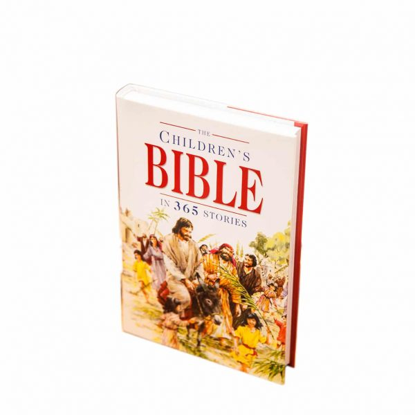 THE CHILDREN BIBLE IN 365 STORIES@1x