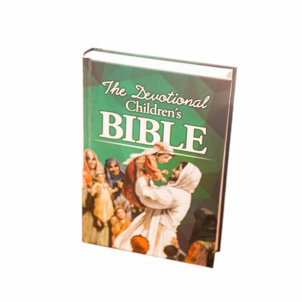 THE DEVOTIONAL CHILDRENS BIBLE@1x