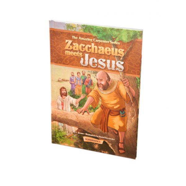 ZACCHAEUS MEETS JESUS@1x