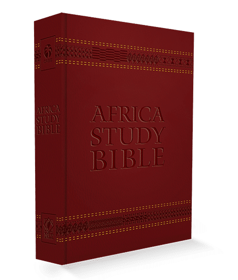 Africa Study Bible – Faux Leather