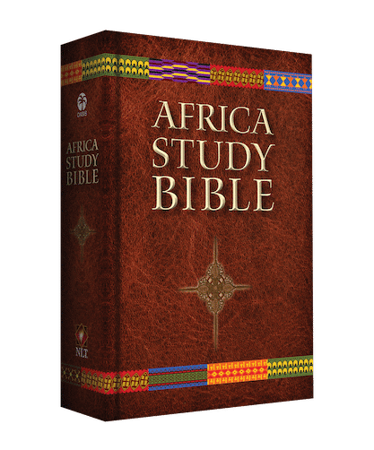 Africa Study Bible – Hard cover
