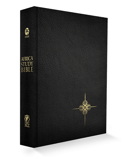 Africa Study Bible-Leather