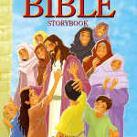 365 day chidlrens bible flat